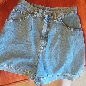 High Waisted Vintage Lee Shorts